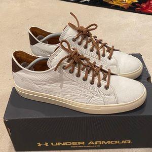 Frye Walker Low Leather Sneakers
